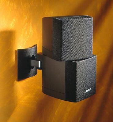 Акустическая система Bose Acoustimass 15 Black - крепление