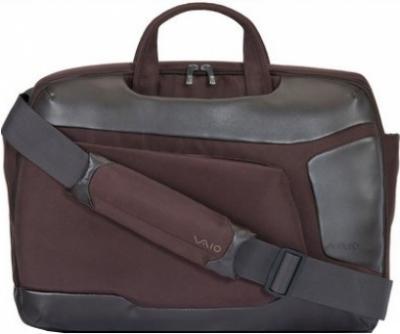 сумка для ноутбука Sony VGPE-MBT03 T - вид спереди