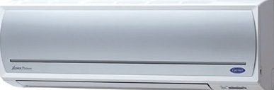 Сплит-система Carrier 42NQV050M/38NYV050M - общий вид (внешний блок)