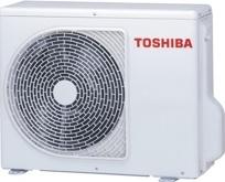 Сплит-система Toshiba RAS-10SKHP-ES/RAS-10S2AH-ES - внешний блок