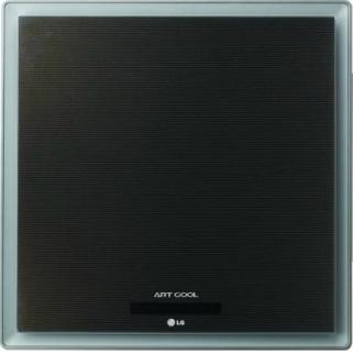 Сплит-система LG A12LKR - вид спереди