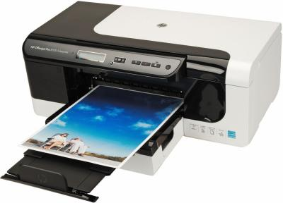 Принтер HP Officejet Pro 8000 Enterprise (CQ514A) - общий вид