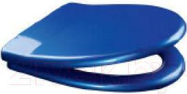 Сиденье для унитаза ОРИО КВ1-5 (темно-синий)