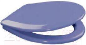 Сиденье для унитаза ОРИО К-08-2 (фиолетовый)
