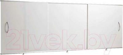 Экран для ванны Вир Пласт ЭС 150-50-УБ (белый)
