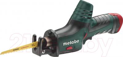 Профессиональная сабельная пила Metabo PowerMaxx ASE (602264500) - общий вид