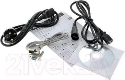 ИБП FSP EP 650 - комплектация