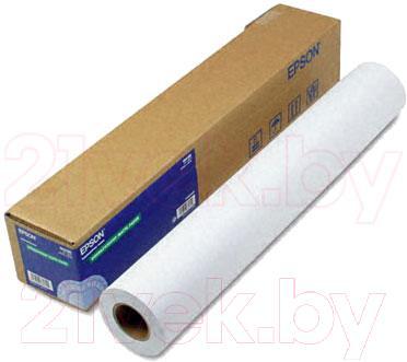 Фотобумага Epson Enhanced Matte Paper C13S041597 - общий вид