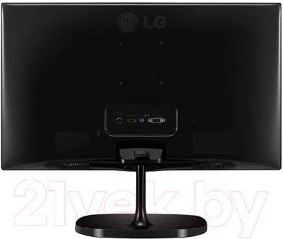 Монитор LG 23MP67D-P - вид сзади