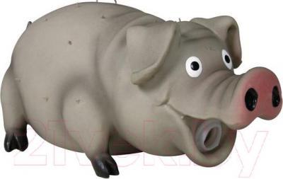 Игрушка для животных Trixie Свинка 35499 (со звуком) - общий вид