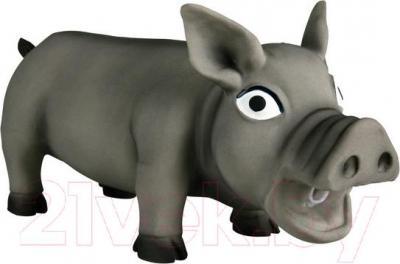 Игрушка для животных Trixie Свинка 35491 (со звуком) - общий вид