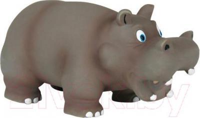 Игрушка для животных Trixie Гиппопотам 35472 (со звуком) - общий вид