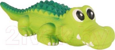 Игрушка для животных Trixie Крокодил 3529 (со звуком) - общий вид