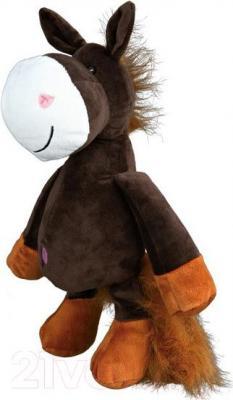 Игрушка для животных Trixie Лошадь 34830 (со звуком) - общий вид