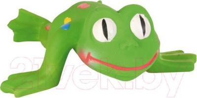 Игрушка для животных Trixie Лягушка 3531 (со звуком) - общий вид