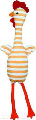 Игрушка для животных Trixie Chicken 34805 (со звуком) - общий вид