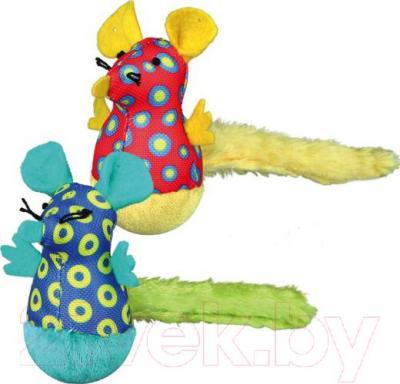 Игрушка для животных Trixie Мышь 45564 - общий вид
