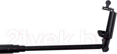 Монопод для селфи W.O.L.T. WBTS1 (фонарь + портативный аккумулятор)