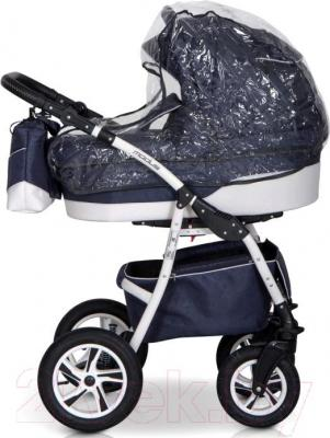 Детская универсальная коляска Riko Modus 2 в 1 (01) - дождевик