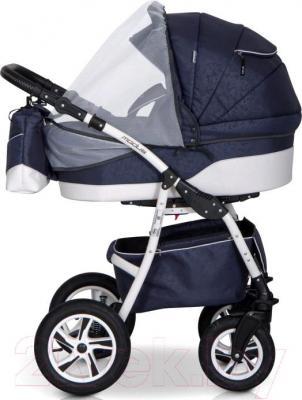 Детская универсальная коляска Riko Modus 2 в 1 (01) - москитная сетка