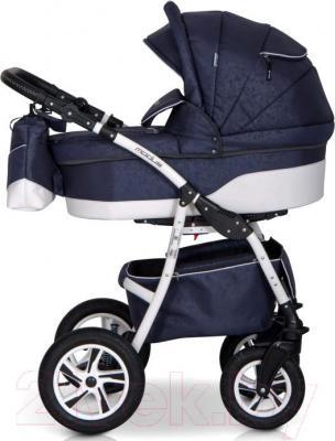 Детская универсальная коляска Riko Modus 2 в 1 (01) - вид сбоку