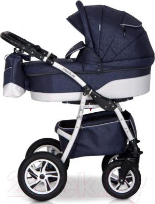 Детская универсальная коляска Riko Modus 2 в 1 (03) - вид сбоку