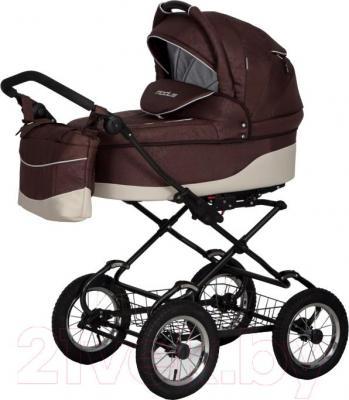 Детская универсальная коляска Riko Modus Classic 2 в 1 (01) - общий вид