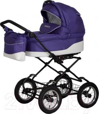 Детская универсальная коляска Riko Modus Classic 2 в 1 (08) - общий вид