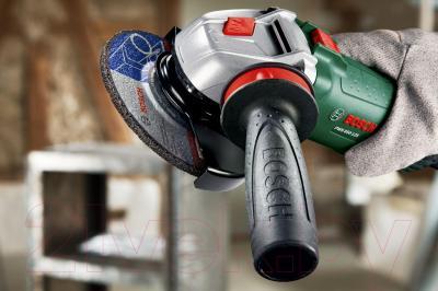 Угловая шлифовальная машина Bosch PWS 850-125 (0.603.3A2.721) - в работе