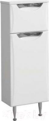 Шкаф-полупенал для ванной Belux Сонет-Сити Н30-01К