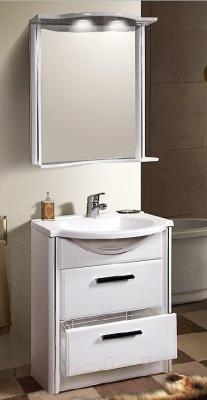 Зеркало для ванной Belux Омега В70