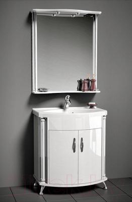Зеркало для ванной Belux Ария В80