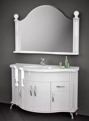 Зеркало для ванной Belux Ария В140 - в интерьере