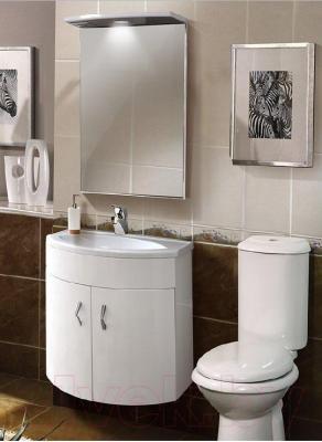 Зеркало для ванной Belux Микро В50