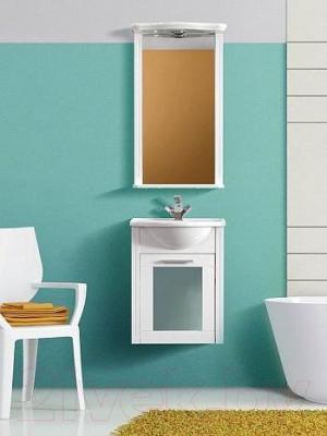 Зеркало для ванной Belux Клевер В45