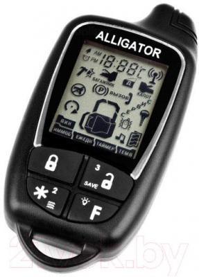 Автосигнализация Alligator TD-310 - общий вид