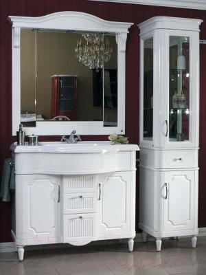 Шкаф-пенал для ванной Belux Каталония ПВ30-01 (правый)