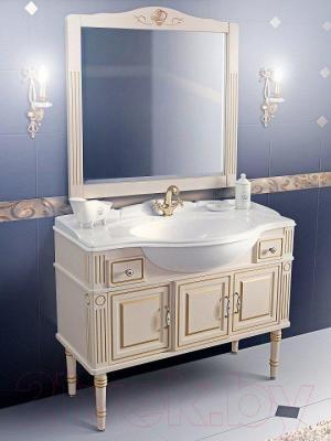 Зеркало для ванной Belux Рояль В105