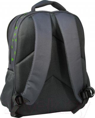 Школьный рюкзак Paso 13-A851 - вид сзади