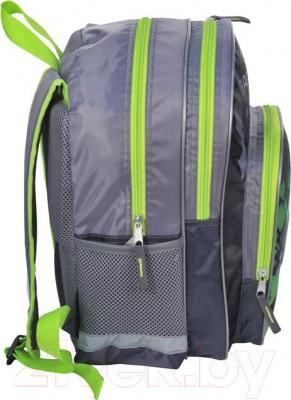 Школьный рюкзак Paso 15-163W - вид сбоку