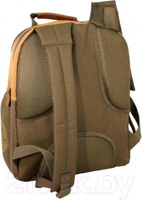 Школьный рюкзак Paso DMR-812 - вид сзади