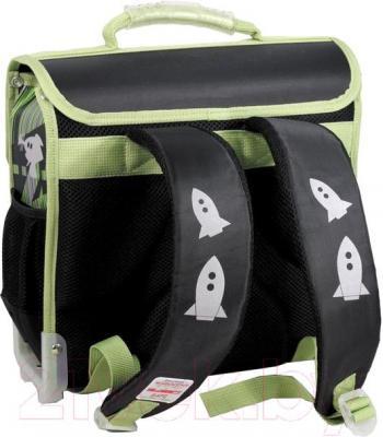 Школьный рюкзак Paso DSR-125 - вид сзади