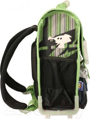 Школьный рюкзак Paso DSR-125 - вид сбоку