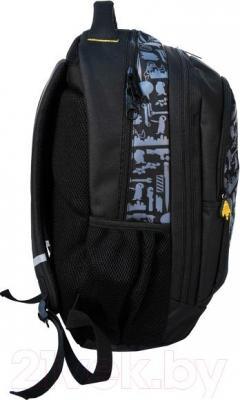 Школьный рюкзак Paso PMB-367 - вид сбоку