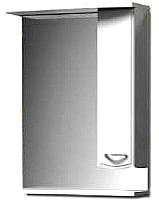 Шкаф с зеркалом для ванной Belux Классик В60Ш -