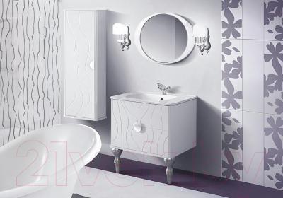 Зеркало для ванной Belux Деко В80