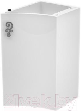 Шкаф-полупенал для ванной Belux Версаль НП30