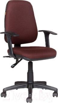 Кресло офисное Chairman 661 (бордовый)