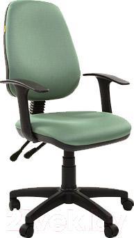 Кресло офисное Chairman 661 (зеленый)