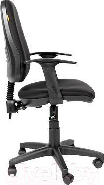 Кресло офисное Chairman 661 (черный)